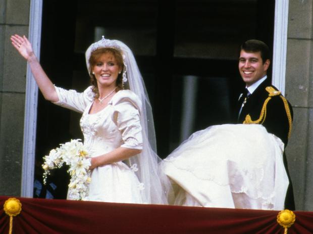 Фото №4 - Ничто не разлучит: 7 фактов о скандальном браке Эндрю и Сары, которые вы могли не знать