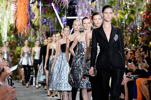 Фото №1 - Куда Раф Симонс приведет дом Dior?