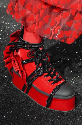 Фото №48 - Самая модная обувь сезона осень-зима 16/17, часть 1