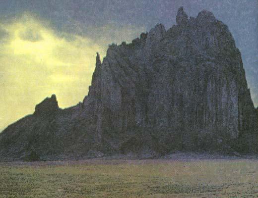 Фото №1 - Расческа из травы, ловушка для снов и другие секреты индейцев навахо