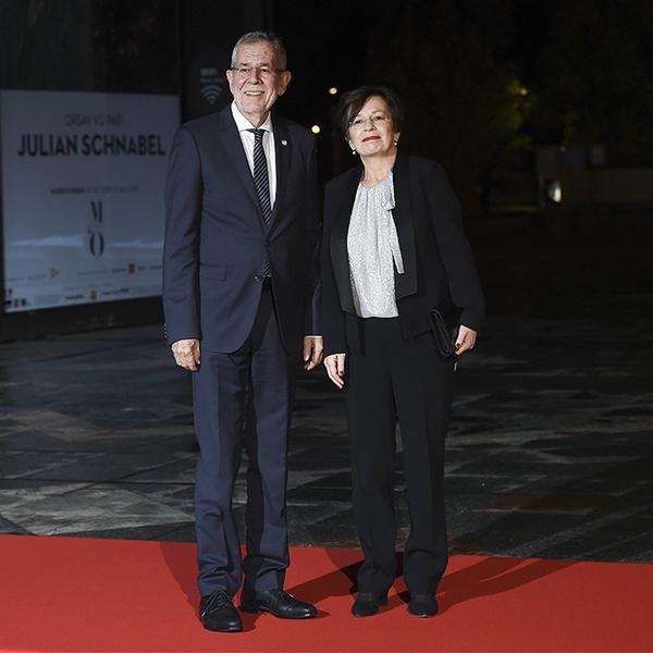 Фото №5 - Боги политического Олимпа: президенты и их жены на званом ужине в Париже