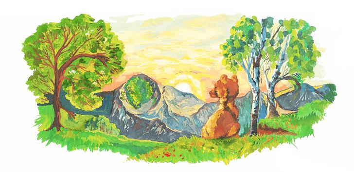 Фото №16 - «Дудл для Google — 2015»: 30 лучших рисунков