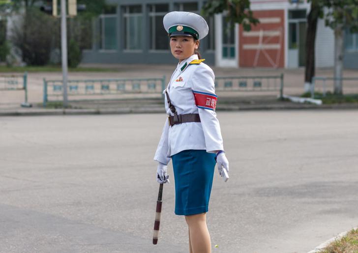 Фото №6 - На дорогах все спокойно: 7 фактов о дорожных полицейских разных стран мира