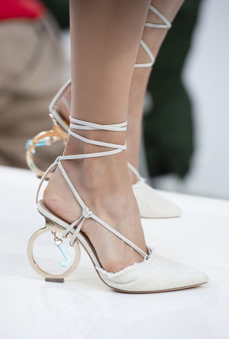 Фото №23 - Самая модная обувь весны и лета 2019