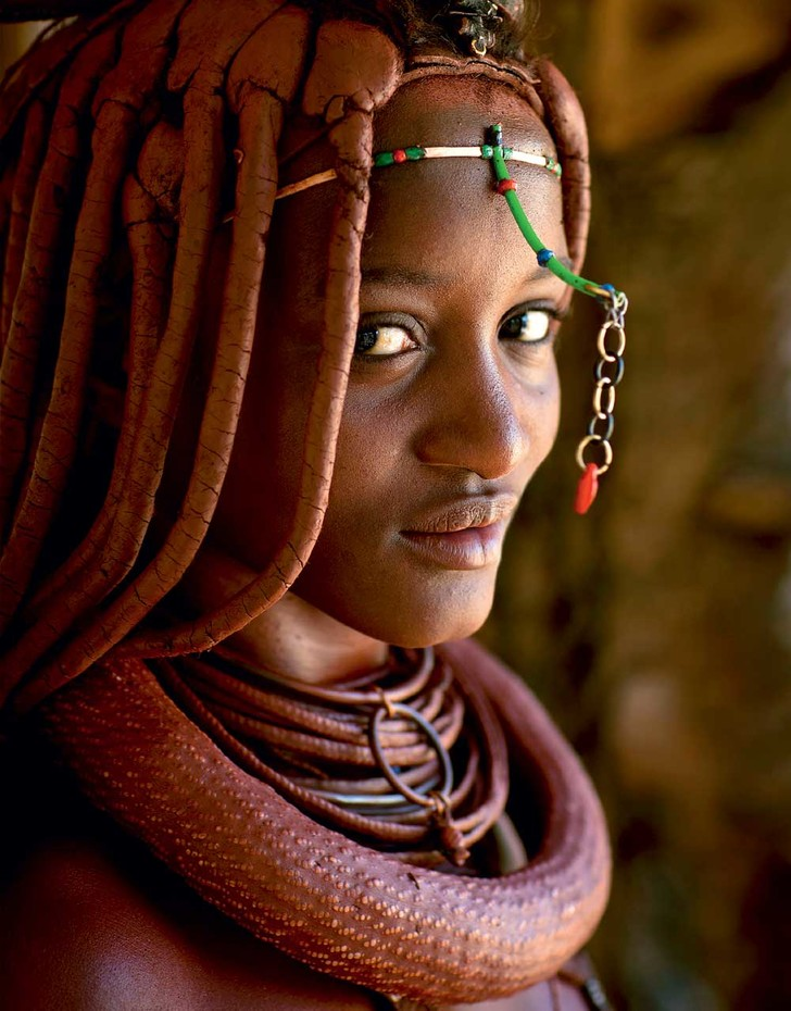Фото №1 - Мисс мира: Намибия. Сила земли