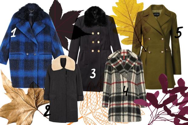 Фото №3 - Топ-15: Осенние пальто