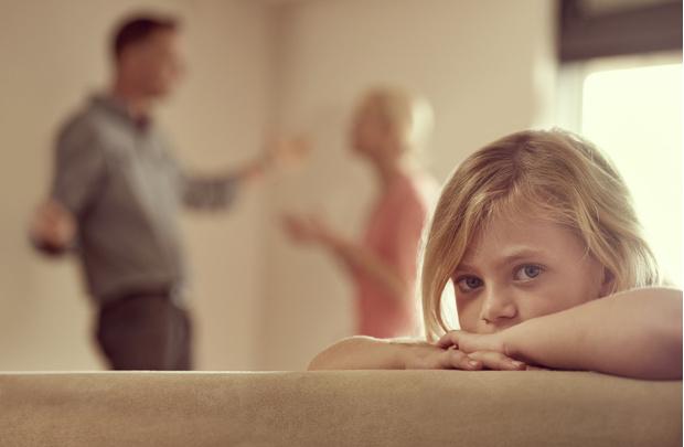 Дети— причина развода