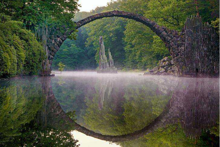Фото №1 - Чертов мост