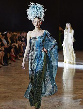Фото №3 - JEAN PAUL GAULTIER представил коллекцию haute couture в Санкт-Петербурге