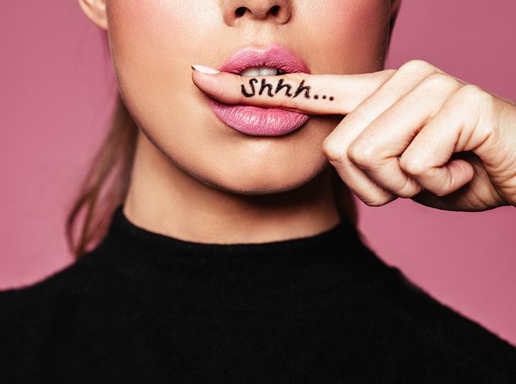 Фото №1 - Как узнать о мыслях человека по его губам