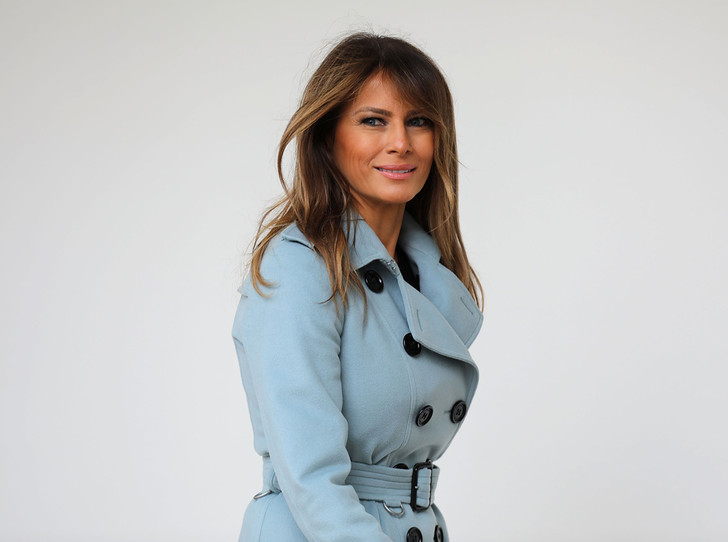 Фото №6 - Мелания и ее власть в Белом доме: альтернативная история Первой леди США