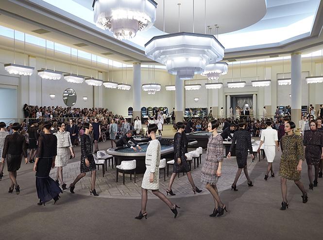Фото №1 - Неделя Высокой моды в Париже: Chanel FW2015/16
