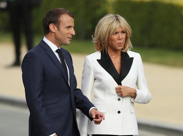 Фото №8 - «Король Эммануэль»: почему французы думают, что Макрон восстанавливает монархию