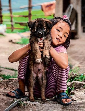 Фото №12 - Свобода под надзором: репортаж из Бутана