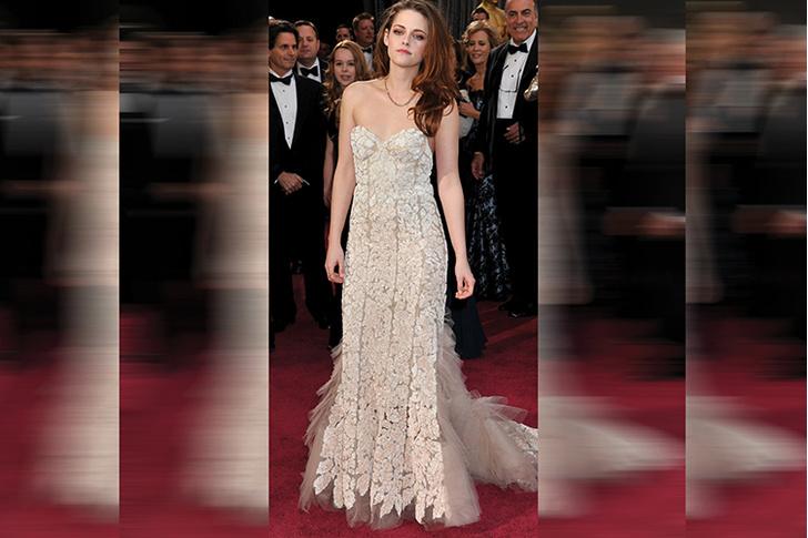 Кристен Стюарт на «Оскаре-2013»