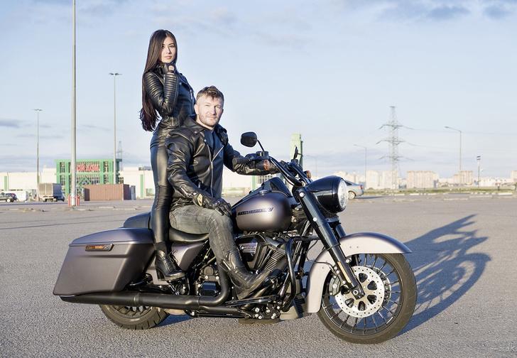 Фото №4 - Замотоцикленные. Трое владельцев мотоциклов откровенно рассказывают, что для них значат их железные кони