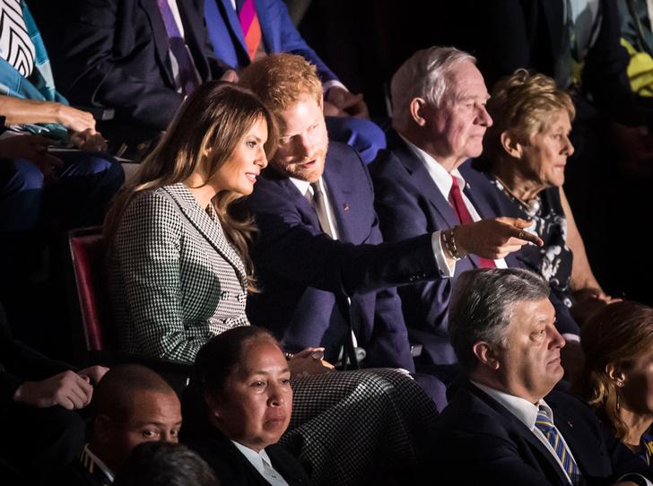 Фото №5 - Чем займется Мелания Трамп во время визита в Великобританию