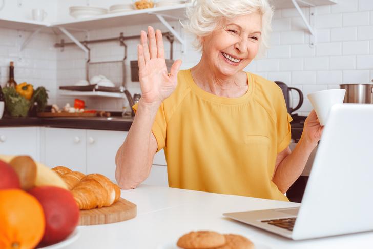 Фото №1 - «Мне 60, и я нашла любовь всей жизни на сайте знакомств»