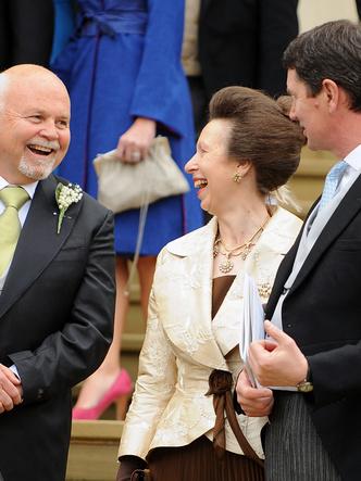 Фото №21 - Гордость женихов и невест: самые стильные мамы на королевских свадьбах
