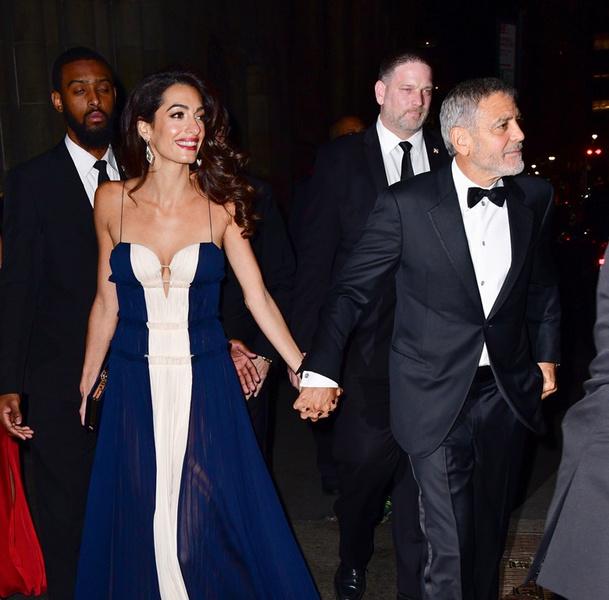 Фото №6 - 10 причин, почему брак Джорджа Клуни и Амаль терпит крах