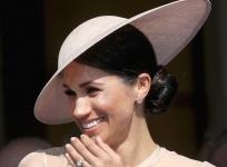 СМИ: Меган Маркл ждет второго ребенка и уже сообщила об этом королеве