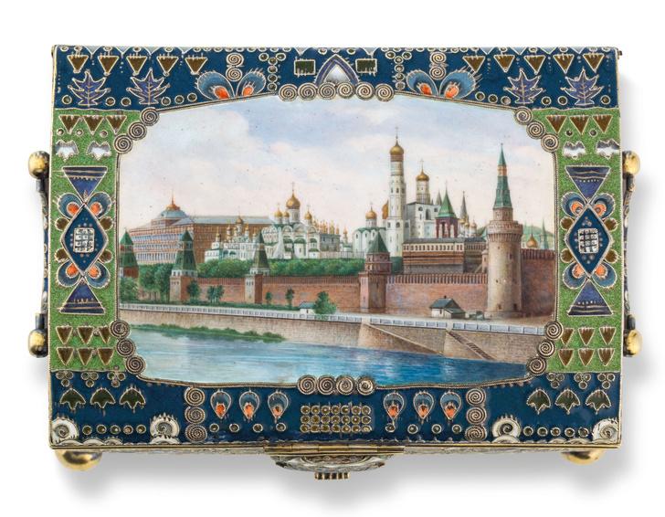 Фото №3 - Аукцион русского искусства Christie's