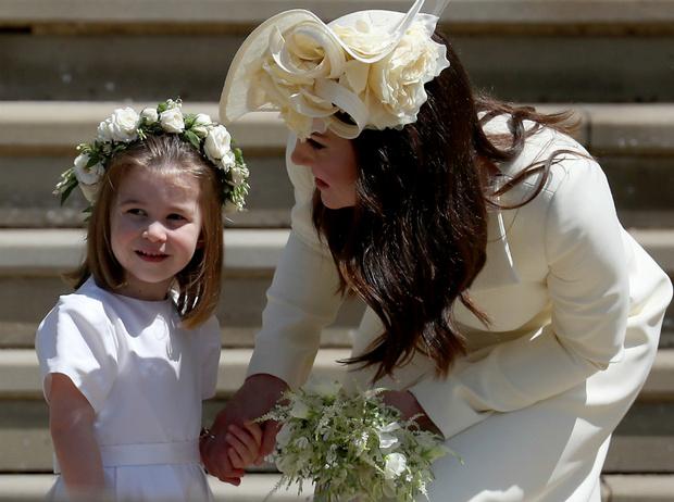 Фото №1 - Мамина дочка: общая модная привычка Кейт и Шарлотты Кембриджских