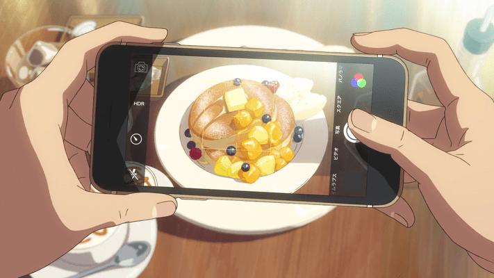 Фото №1 - Quiz: Угадай аниме по еде 🍱