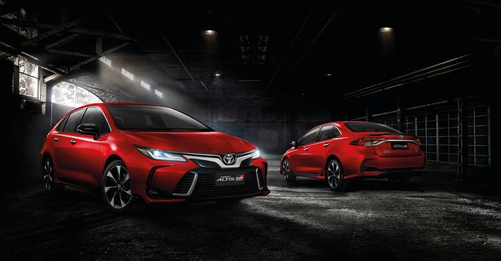 Фото №5 - Сразу три новинки от Toyota: две серийные, одна гоночная