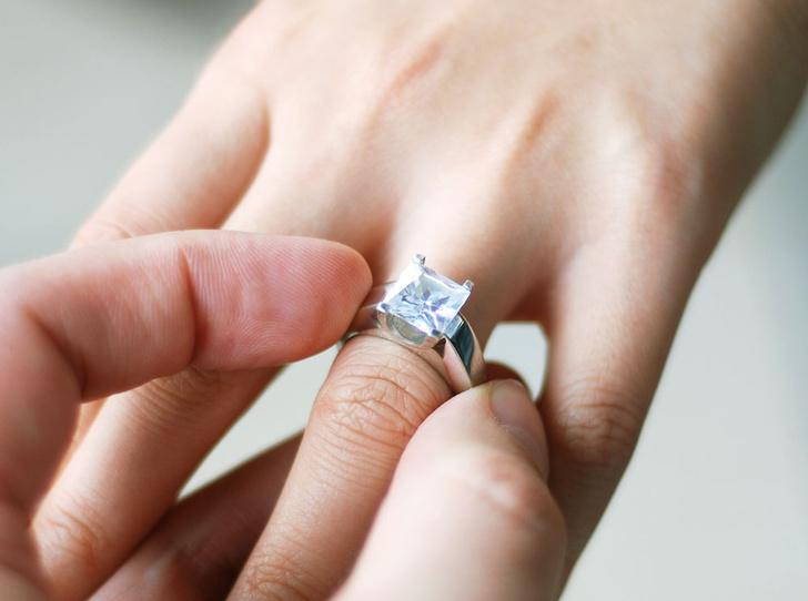 Фото №1 - 5 мифов о кольцах с бриллиантами