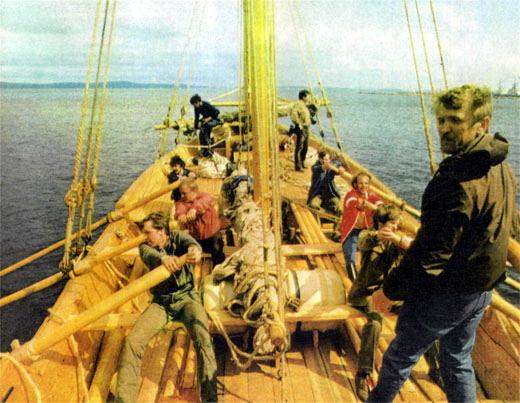 Фото №2 - Отплытие