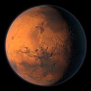 Фото №1 - Жизнь на Марсе будут искать выборочно