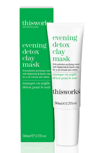 Детокс-маска Evening Detox Clay Mask от This Works