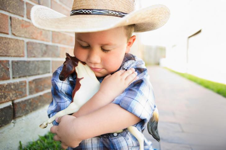 Фото №2 - Кукла или мишка? Что расскажет о ребенке его любимая игрушка