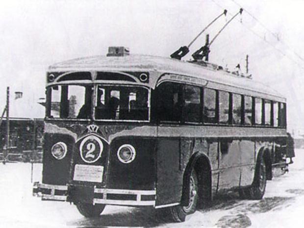 Фото №1 - Забытая трагедия ленинградского троллейбуса №2