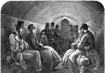 Фото №3 - Шесть зон под Лондоном