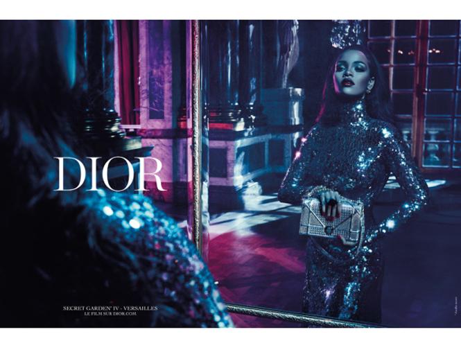 Фото №3 - Рианна для Dior: первые кадры новой рекламной кампании