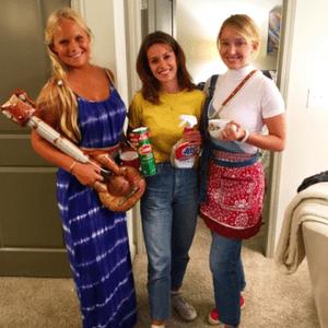 Фото №2 - Сила трех: топ-10 идей костюмов для трех лучших подруг