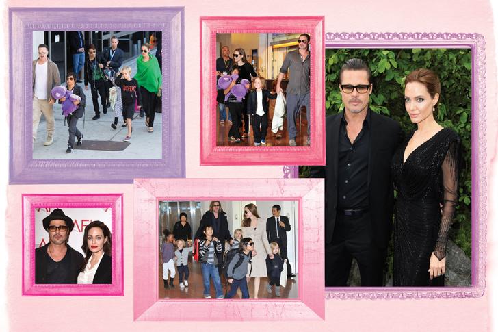 Семья Джоли–Питт