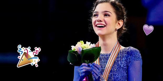 Фото №1 - Российская фигуристка Евгения Медведева установила новый мировой рекорд