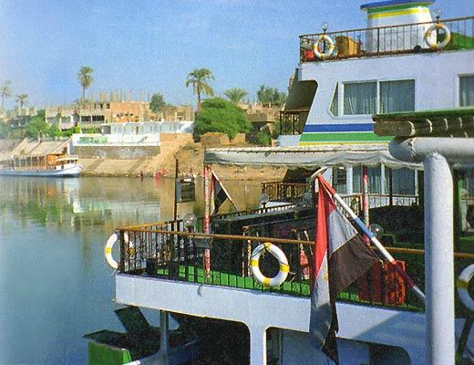 Фото №1 - Нильский пароход
