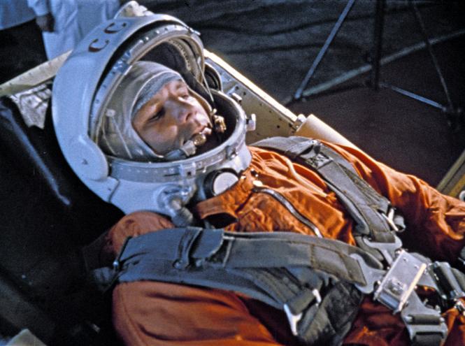 Фото №3 - Юрий Гагарин в Великобритании: как советский космонавт покорил Королеву и всех ее подданных