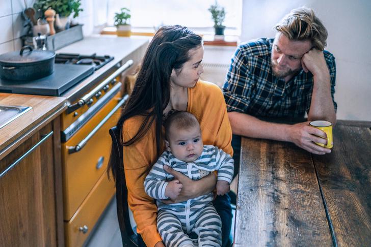 Фото №1 - Молодые родители: как вернуть секс в семью