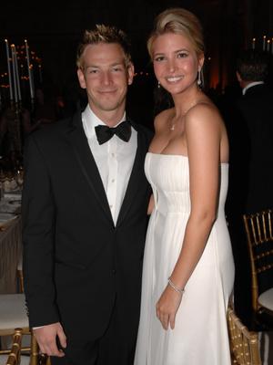 Фото №8 - Любимые мужчины «американской принцессы»: с кем встречалась Иванка Трамп до замужества