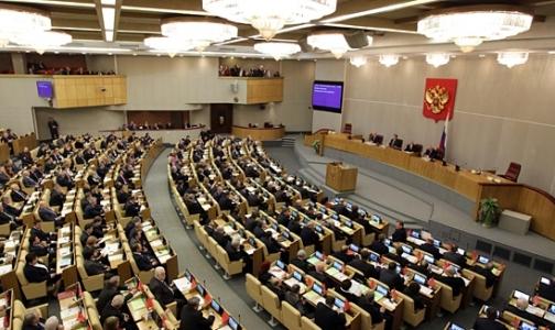 Фото №1 - У половины обследованных депутатов Госдумы есть риск развития сосудистых болезней