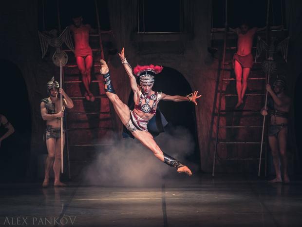 Фото №2 - «Спящая красавица» и «Спартак» снова на сцене Кремля