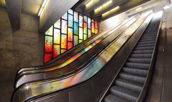 Фото №6 - Подземные дворцы и не только: самые красивые в мире станции метро