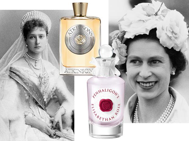 Фото №1 - Розы для Елизаветы и Александры: новое рождение двух королевских ароматов