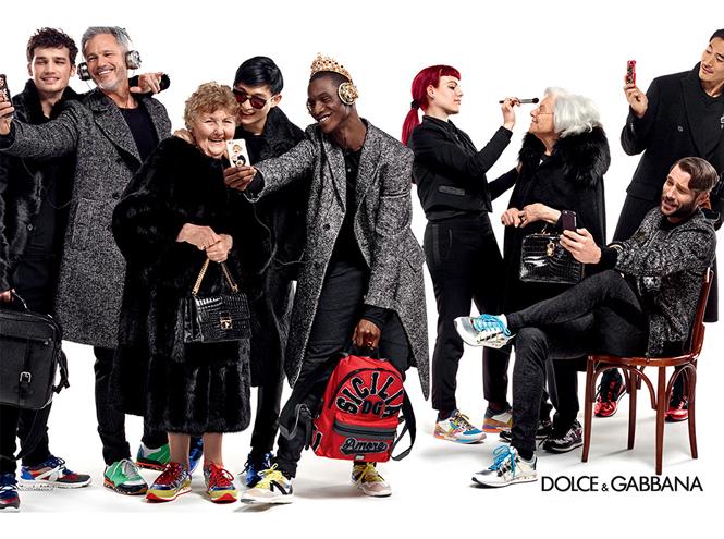 Фото №9 - Новая рекламная кампания Dolce&Gabbana
