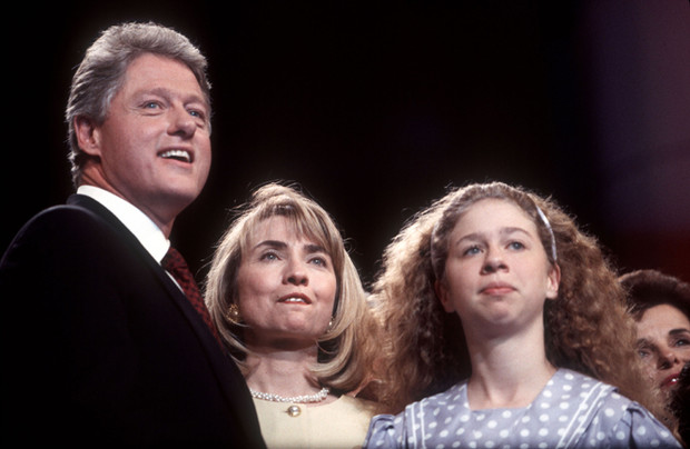 Фото №21 - Малоизвестная Хиллари Клинтон: 5 фактов из жизни бывшей Первой леди